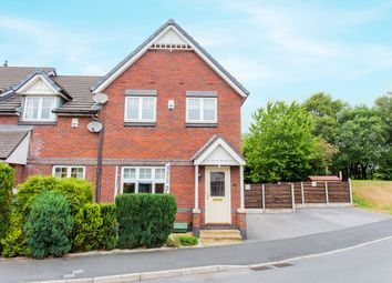 Thumbnail 3 bedroom semi-detached house for sale in Glazebury Drive, Westhoughton, Bolton