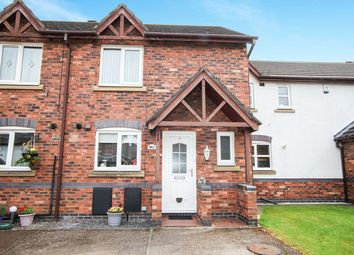 Thumbnail 3 bed terraced house for sale in Wardle Mews, Middlewich