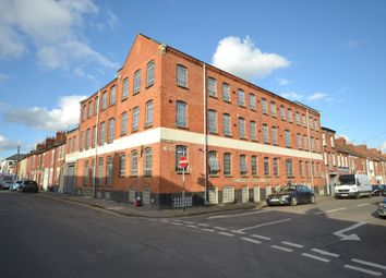 Thumbnail 2 bed flat to rent in Cowper Street, Northampton