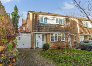 Thumbnail 3 bed detached house for sale in Waldale Drive, Stoneygate, Leicester