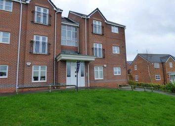 Thumbnail 2 bed flat to rent in Moorefields View, Norton, Stoke-On-Trent