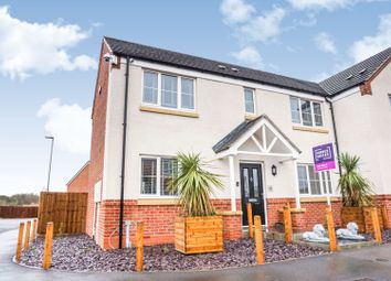 Thumbnail 3 bed semi-detached house for sale in Otter Road, Melton Mowbray