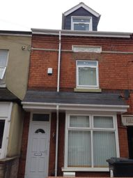 Thumbnail 9 bed end terrace house to rent in Dawlish Road, Selly Oak