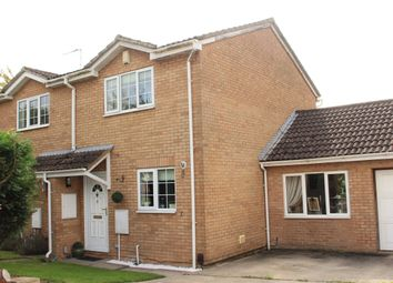 Thumbnail 2 bed semi-detached house for sale in Mulcaster Avenue, Swindon