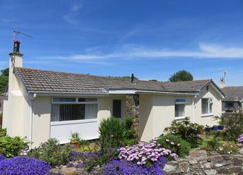 Thumbnail 3 bedroom detached bungalow for sale in Reens Crescent, Heamoor, Penzance
