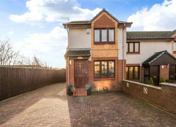 Thumbnail 2 bed end terrace house for sale in Kessock Drive, Glasgow, Lanarkshire