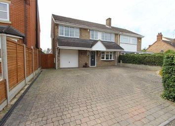 Thumbnail 4 bed semi-detached house for sale in Queen Street, Leighton Buzzard