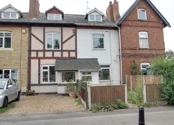 Thumbnail 2 bed terraced house for sale in Greenhills Road, Eastwood, Nottingham