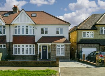 Thumbnail 5 bed semi-detached house for sale in Kings Drive, Berrylands, Surbiton