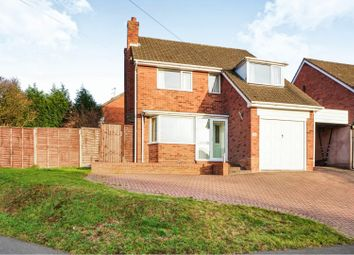 Thumbnail 3 bed detached house for sale in Lichfield Road, Sutton Coldfield