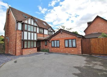 Thumbnail 5 bed detached house for sale in Oakfields, Marshfield, Cardiff