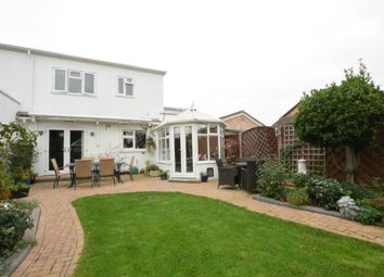 Thumbnail 3 bed semi-detached house for sale in Tennyson Road, Ashford, Surrey