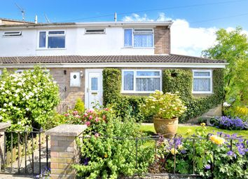 Thumbnail 3 bed end terrace house for sale in 18 St Lawrence Crescent, Shaftesbury, Dorset