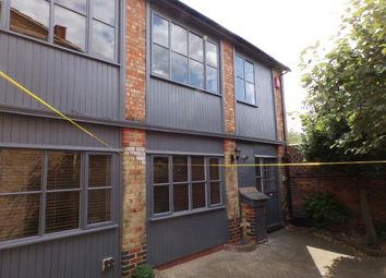Thumbnail 2 bed detached house for sale in Howbury Street, Castle Road, Bedford, Bedfordshire