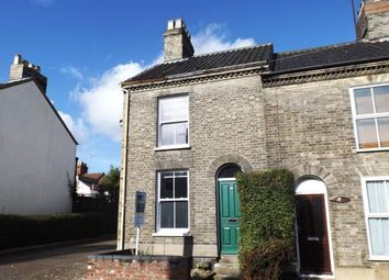 Thumbnail 3 bedroom end terrace house for sale in Norwich, Norfolk