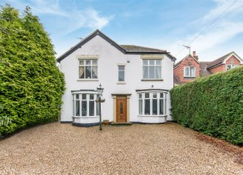 Thumbnail 4 bed detached house for sale in Chatsworth Road, Brookside, Chesterfield