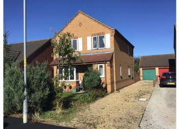 Thumbnail 3 bed detached house for sale in Poachers Hide, Gosberton, Near Spalding