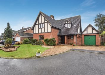 Thumbnail 4 bed detached house for sale in Moorlands, Wellingborough