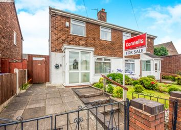 Thumbnail 2 bedroom semi-detached house for sale in Kent Road, Wednesbury