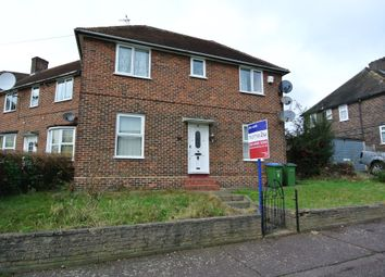 Thumbnail 2 bed semi-detached house for sale in Carnbrook Road, London
