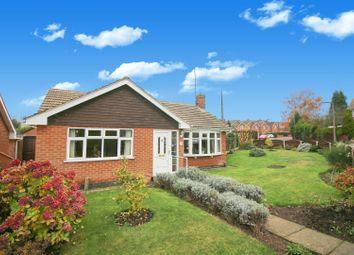 Thumbnail 2 bedroom detached bungalow for sale in Longue Drive, Calverton, Nottingham