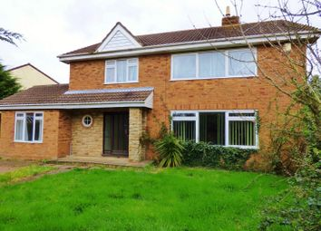 Thumbnail 4 bedroom detached house for sale in Church Road, Kessingland