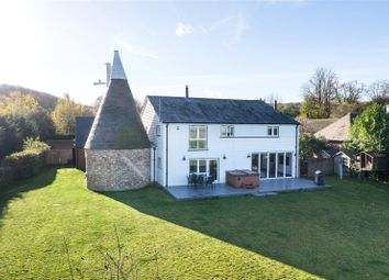 Thumbnail 5 bed detached house for sale in Ifield Farm, Shorne Ifield Road, Shorne, Gravesend