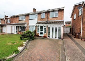 Thumbnail 4 bed semi-detached house to rent in Birch Tree Hollow, Willenhall