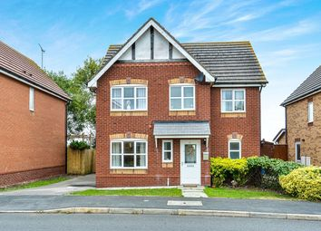 Thumbnail 4 bed detached house for sale in Ffordd Pant Y Celyn, Prestatyn