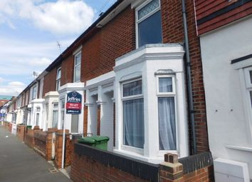 Thumbnail 4 bedroom terraced house to rent in Frogmore Road, Southsea