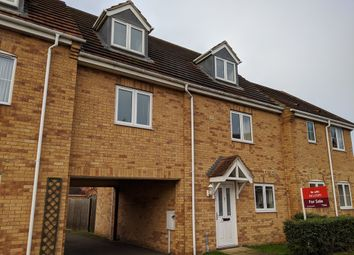 Thumbnail 5 bed town house to rent in Minerva Close, Ancaster, Grantham