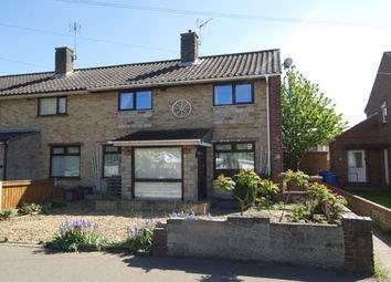Thumbnail 2 bedroom semi-detached house for sale in Heartsease Lane, Norwich