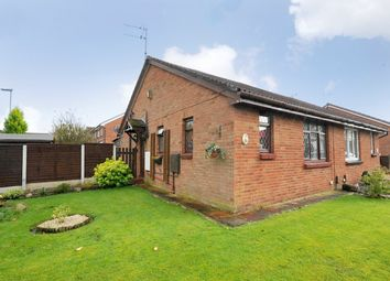 Thumbnail 1 bed semi-detached bungalow for sale in St Bridgets Close, Fearnhead, Warrington