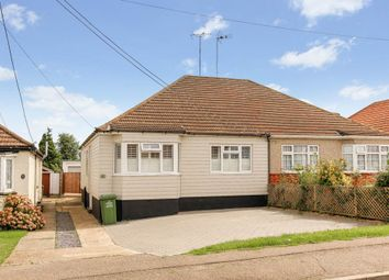 Thumbnail 2 bed semi-detached bungalow for sale in Hill Avenue, Wickford