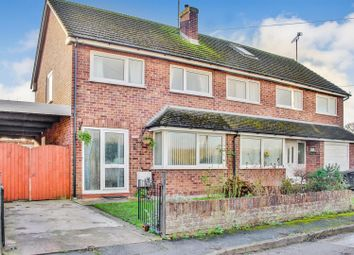 Thumbnail 3 bed semi-detached house for sale in Orchard Close, Longford, Gloucester