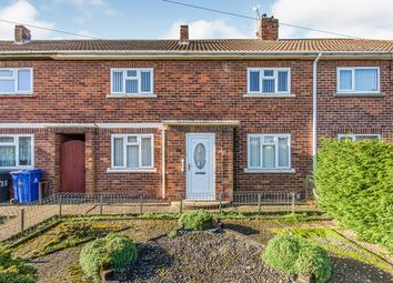 Thumbnail 3 bedroom terraced house for sale in Rosedale Road, Bentley, Doncaster, South Yorkshire
