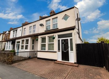 Thumbnail 3 bed terraced house for sale in North Avenue, Southend-On-Sea
