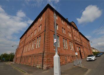 Thumbnail 2 bed flat for sale in Quarrybrae Street, Glasgow, Lanarkshire