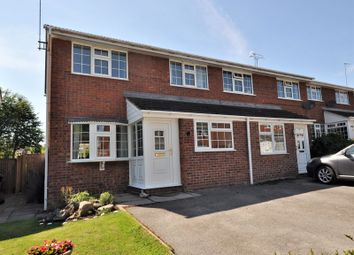 Thumbnail 3 bed property for sale in Selkirk Drive, Holmes Chapel, Crewe