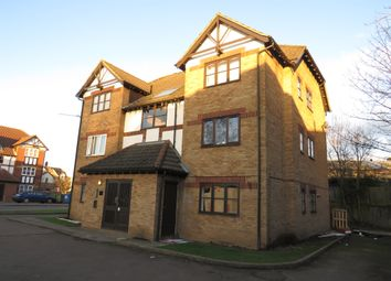 Thumbnail 2 bed flat for sale in Mill Close, Wisbech