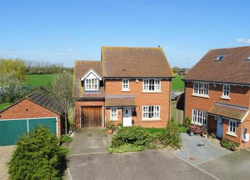 Thumbnail 3 bed property for sale in Swan Court, Westcott, Aylesbury