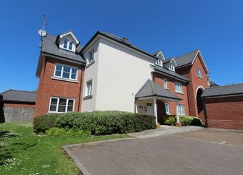 Thumbnail 2 bed flat for sale in Shrub End Road, Colchester