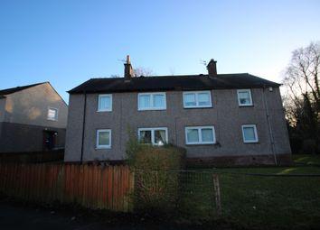 Thumbnail 1 bed flat for sale in Linwood Terrace, Hamilton, Lanarkshire