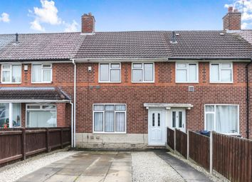 Thumbnail 2 bed terraced house for sale in Easthope Road, Birmingham