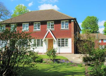 Thumbnail 3 bed semi-detached house for sale in London Road, Wallington, Surrey
