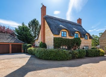 Thumbnail 4 bedroom property for sale in The Old Nursery, Wansford, Peterborough