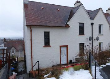 Thumbnail 3 bed semi-detached house for sale in Woodside Crescent, Craigie, Perthshire