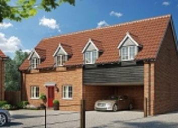 Thumbnail 3 bed detached house for sale in Cromer Road, Holt, Norfolk