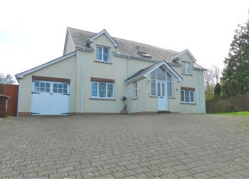 4 bed detached house for sale in Lower Quay Road, Hook, Haverfordwest SA62