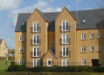 Thumbnail 2 bed flat to rent in Brook View, Grange Park, Northampton